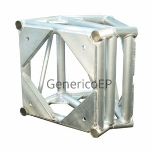 Aluminum Box Truss – Silver | Product categories | Generico